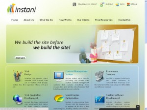 instani content management system