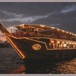Romantic Dhow Dinner Cruise for Valentines Day in Dubai