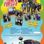 Thrills on Wheels Introduces The Awesome and Exciting Arcade Bus in Los Angeles