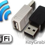 Wi-Fi USB Hardware Keylogger Released by KeyGrabber