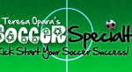 Teresa Opara's Soccer Specialty Presents Custom Youth Soccer Uniform