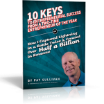10 Keys to Entrepreneurial Success