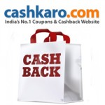 CashKaro.com To Offer Upto 30% Extra Cashback