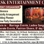 Wedding Planner Event Management in Jodhpur India