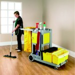 Zanjani Cleaning Services Inc. Offers Clients A 100% Customer Satisfaction