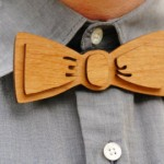 Wood Bow Tie Offers You A Bespoke Menswear Accessory