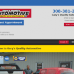 Receive Rewards for Visiting Gary's Quality Automotive!