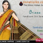 Designer Fabrics in Handlooms from Unnati Silks