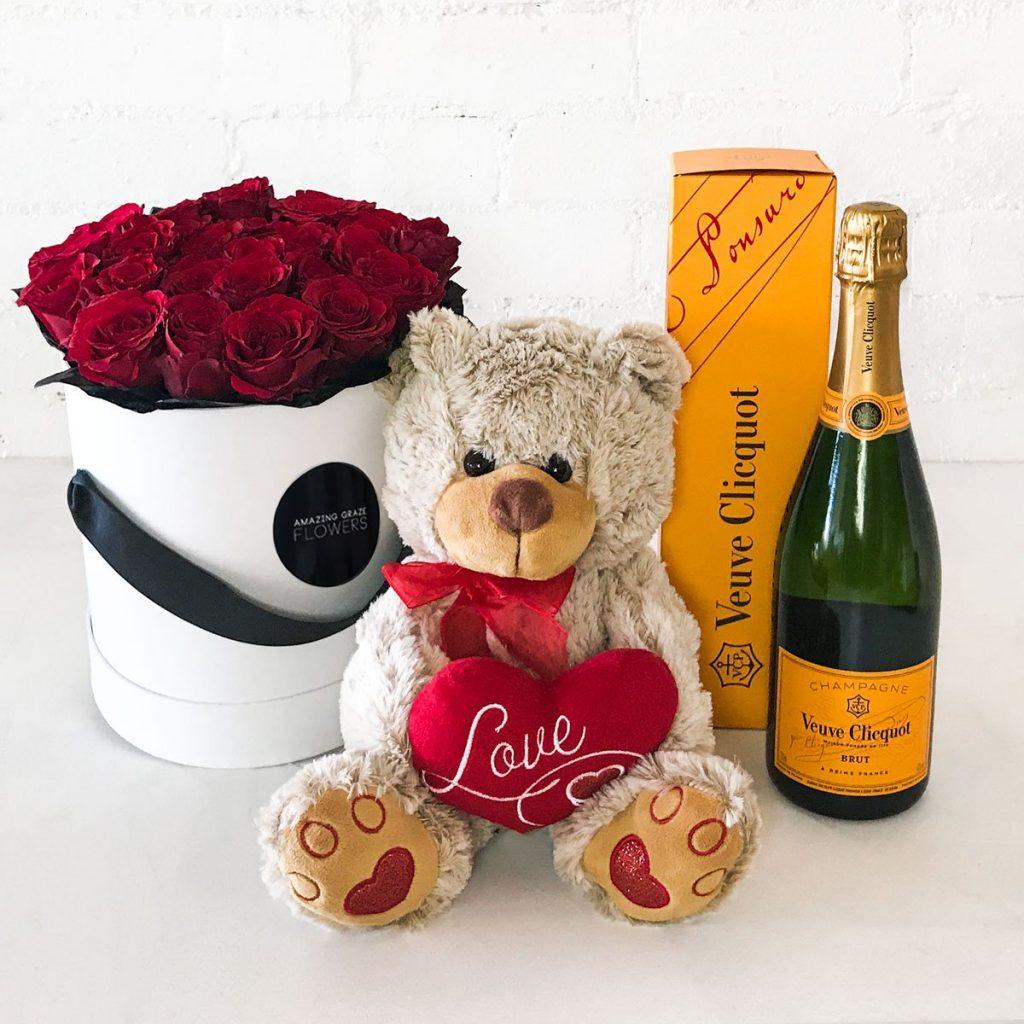 Amazing Graze Flowers  Valentine's Day